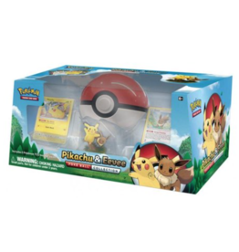 Pokemon PKM: Pika & Eevee: Poke-Ball Collection