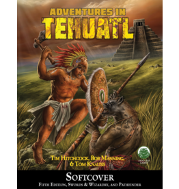 Adventures in Tehuatl softcover (5E)