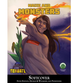 Maize and Monsters softcover (5E)