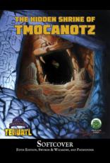 The Hidden Shrine of Tmocanotz softcover (5E)