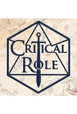 Critical Role Mighty Nein Crest Decal