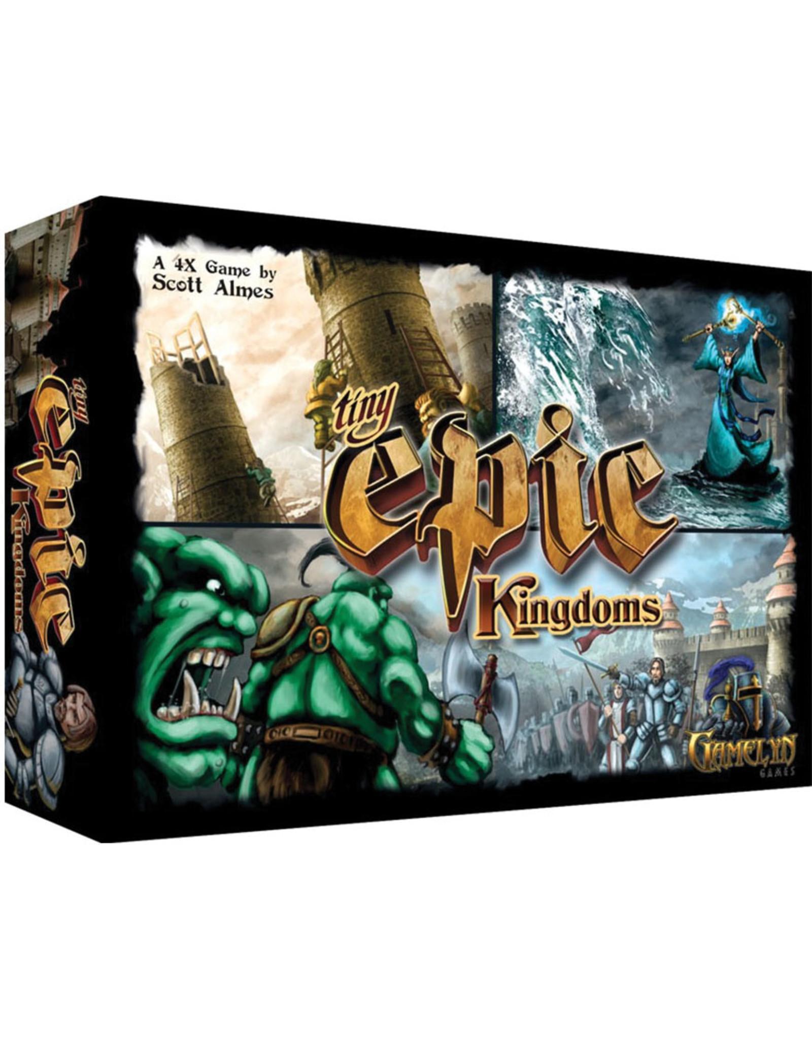 Gamelyn Games Tiny Epic Kingdoms