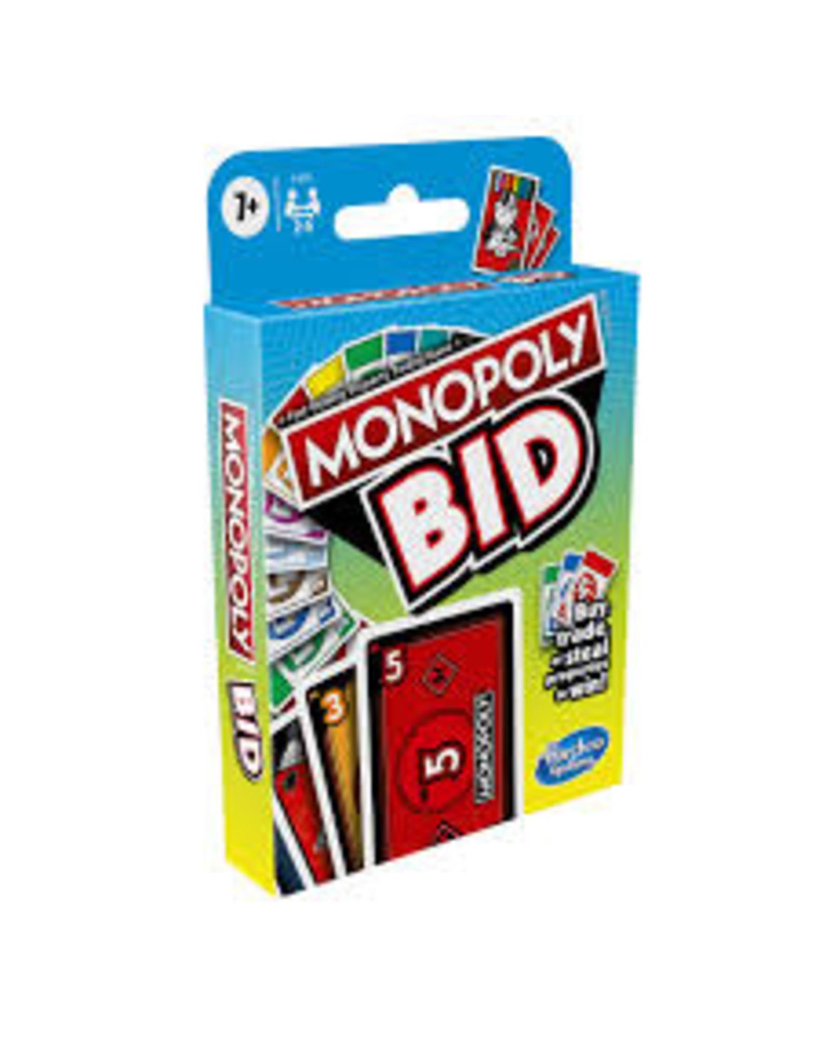 Hasbro Monopoly Bid