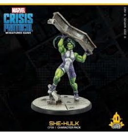 Atomic Mass Games Marvel Crisis Protocol: She Hulk Character Pack
