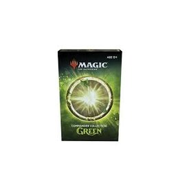 Magic MtG: Commander Collection: Green