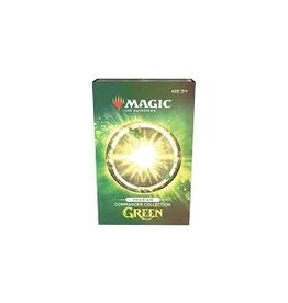 Magic Commander Collection: Green - Premium Edition