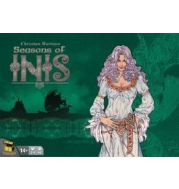 Asmodee Inis: Seasons of Inis