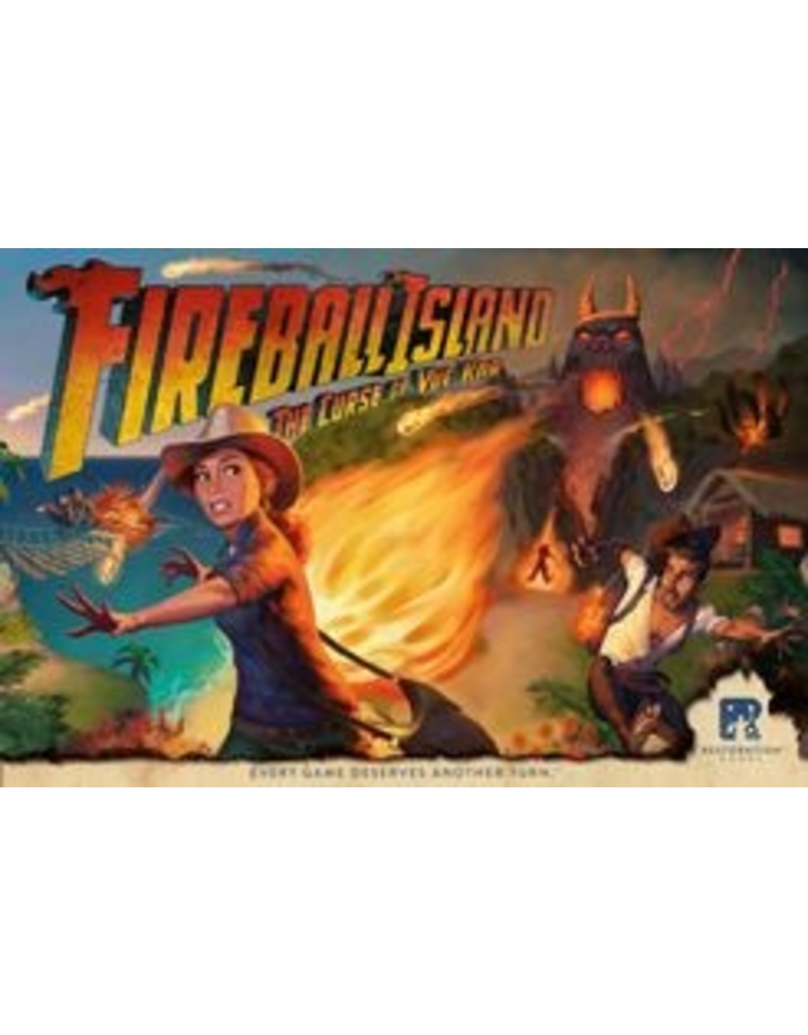 Restoration Games Fireball Island: The Curse of Vul-Kar