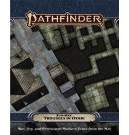 Paizo Publishing Pathfinder: Flip-Mat: Troubles in Otari