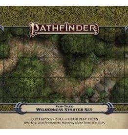Paizo Publishing Pathfinder: Flip-Tiles: Wilderness Starter Set