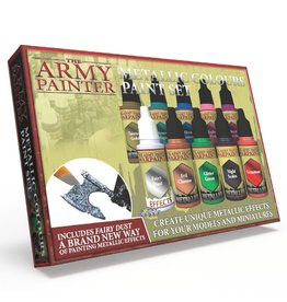 Army Painter Metallic Colours Paint Set