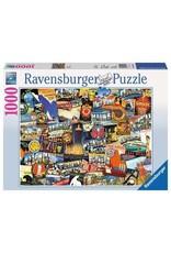 Ravensburger Road Trip USA