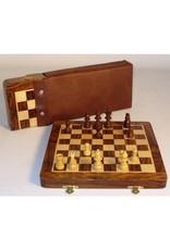 Magnetic Folding Chess Set