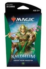 Magic Magic The Gathering: Kaldheim Theme Booster