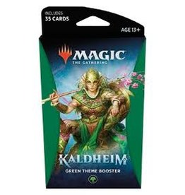 Magic Magic The Gathering: Kaldheim Theme Booster