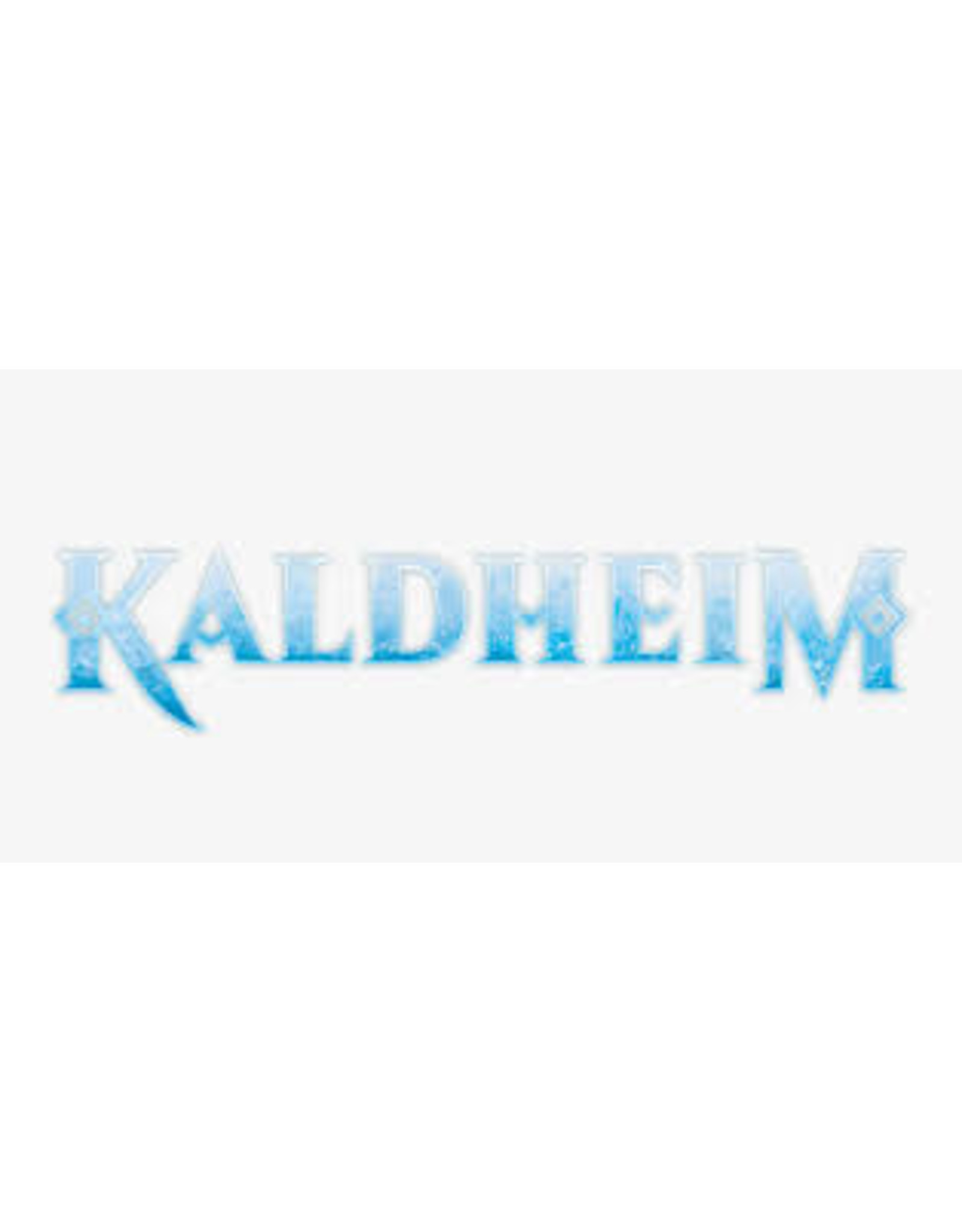 Magic Magic The Gathering: Kaldheim Pre-Release Pack