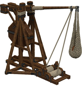 Wiz Kids WizKids 4D Settings: War Machines - Trebuchet