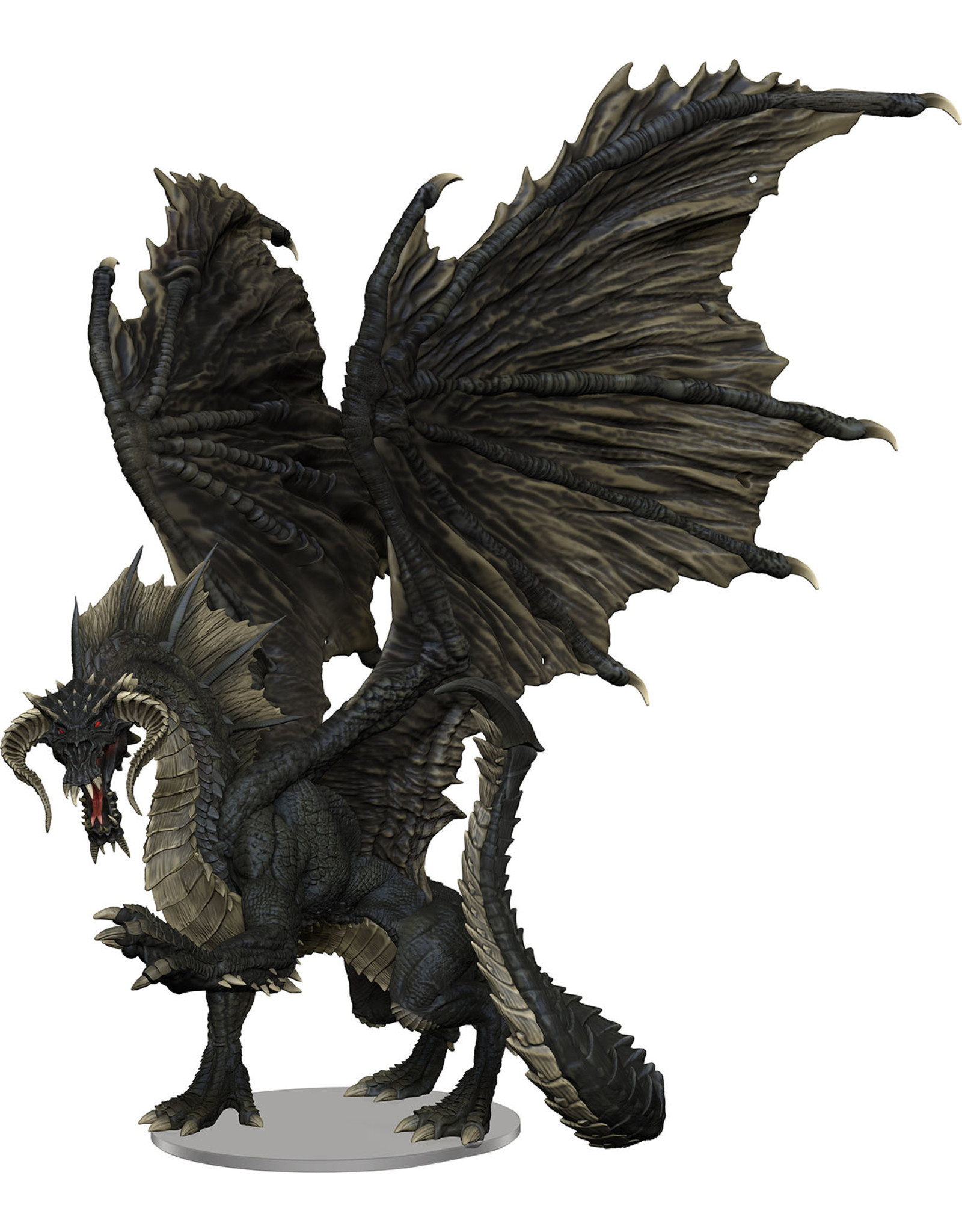 Wiz Kids D&D Adult Black Dragon Premium Figure