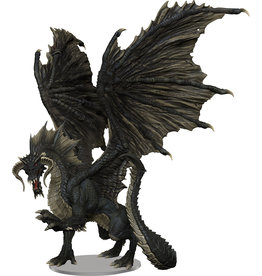 Wiz Kids D&D Adult Black Dragon Premium Figure