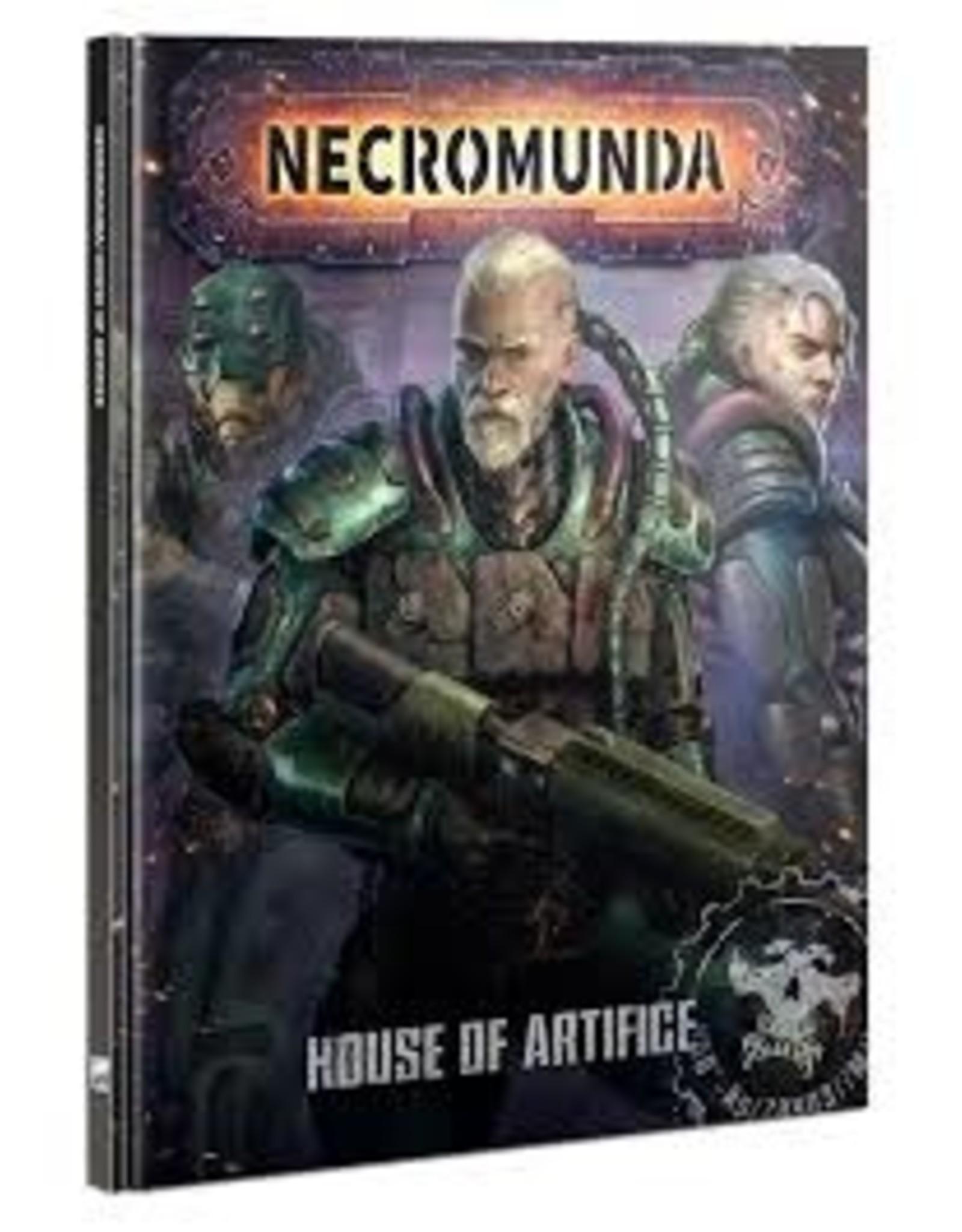 Necromunda Necromunda: House of Artifice