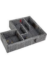 Wiz Kids WarLock Tiles: Dungeon Tiles II - Full Height Stone Walls Expansion