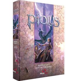 Monte Cook Games Ptolus for 5e