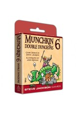 Steve Jackson Games Munchkin 6: Double Dungeons