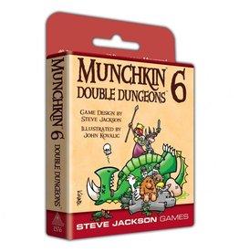 Steve Jackson Games Munchkin 6: Double Dungeons