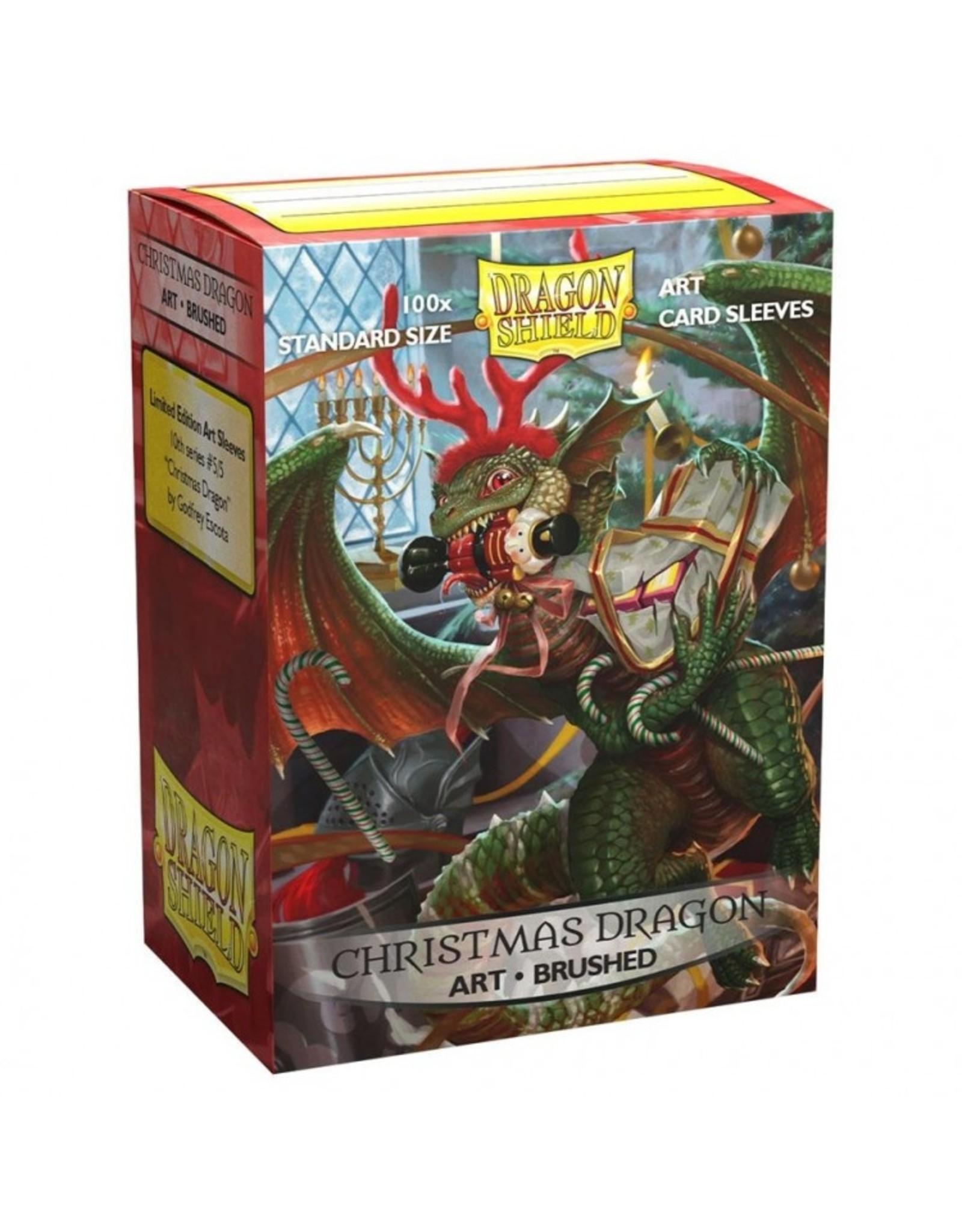 DP: DS: Art: Brushed Xmas Dragon 2020 (100)