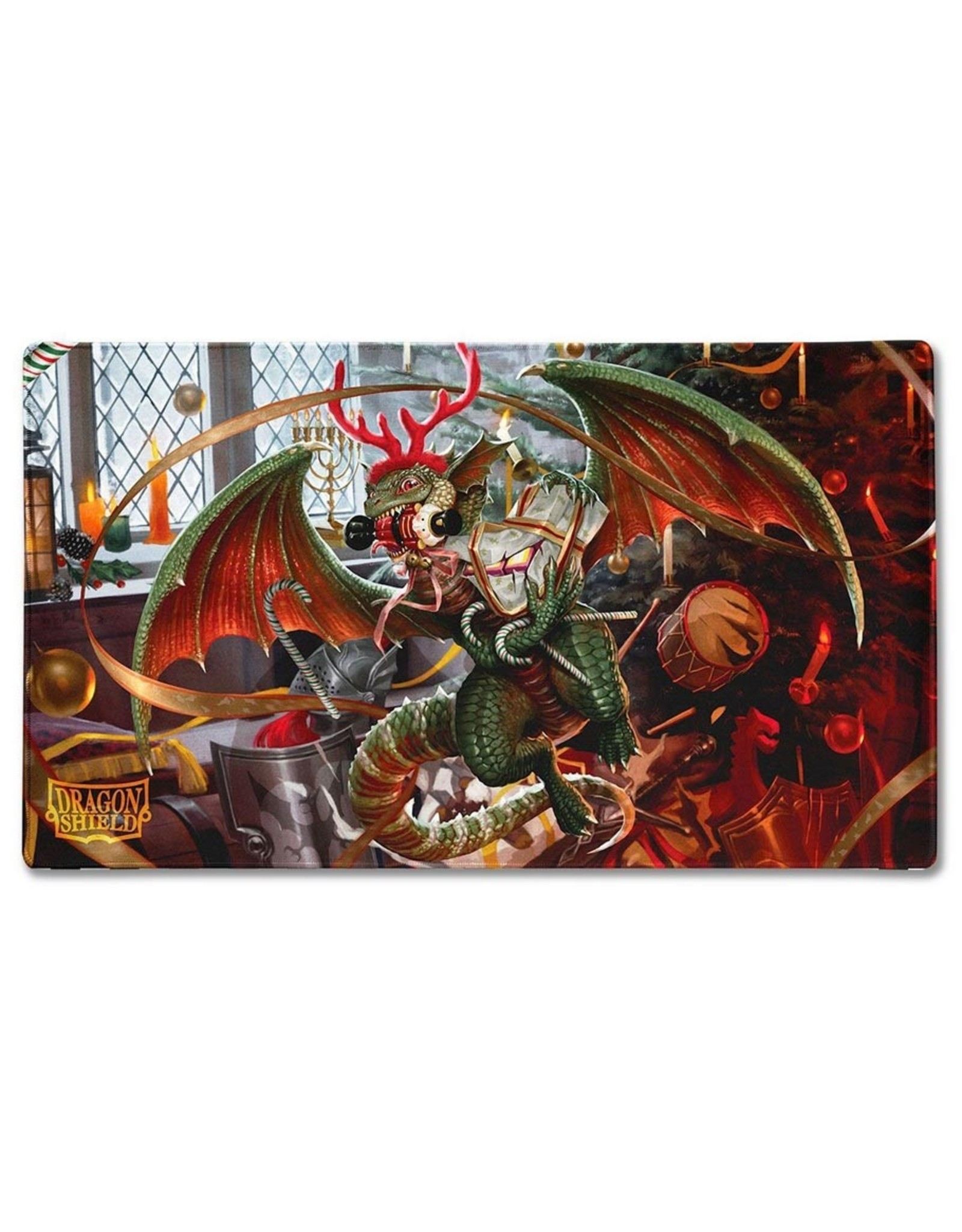 Playmat: Christmas Dragon 2020
