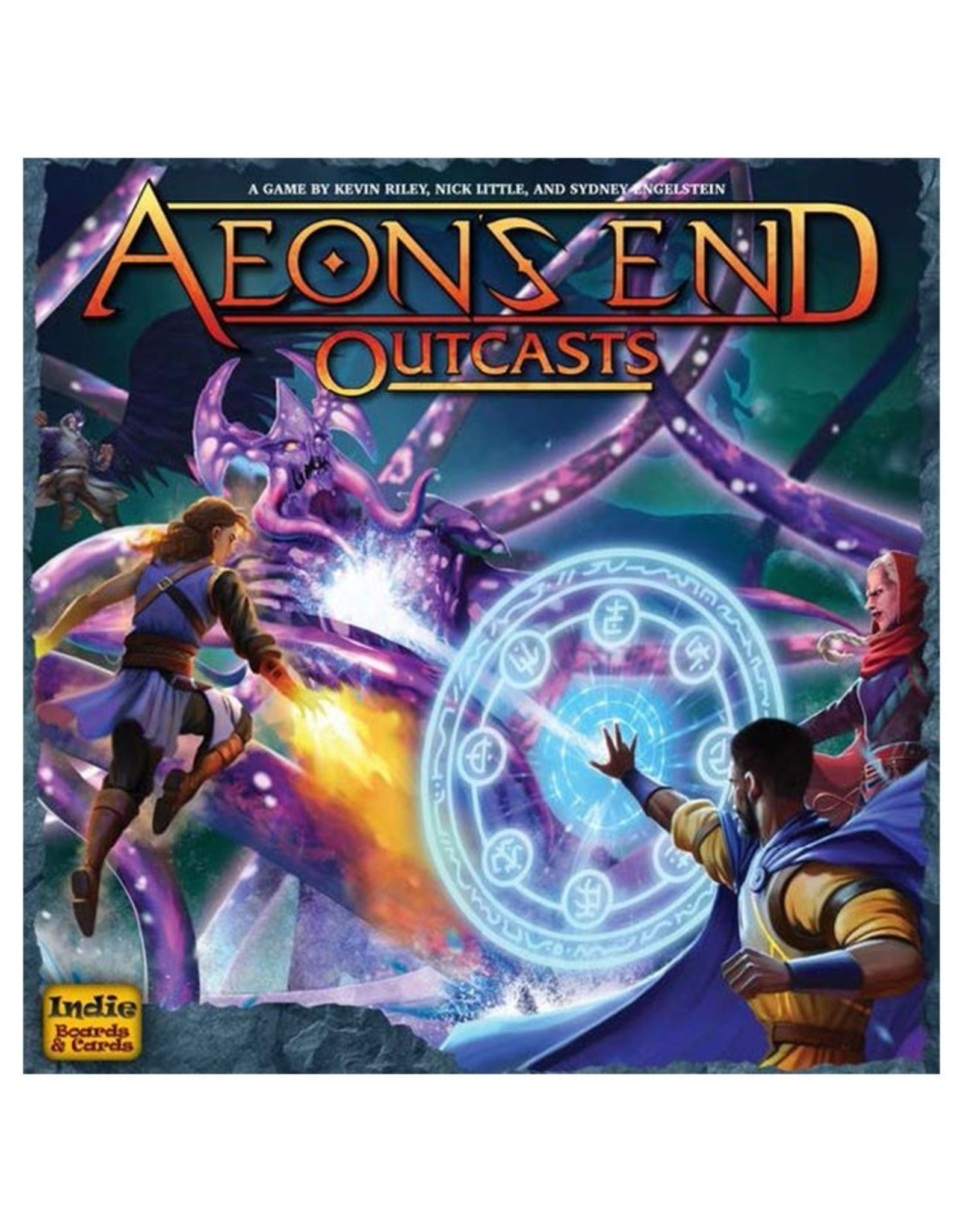 Indie Aeon's End Outcasts