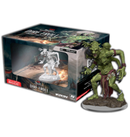 Wiz Kids Dire Troll Paint Night Kit and Contest Entry (March Pre Order)