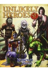 Kobold Press Unlikely Heroes for 5th Edition