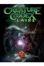 Kobold Press 5E: Creature Codex Lairs