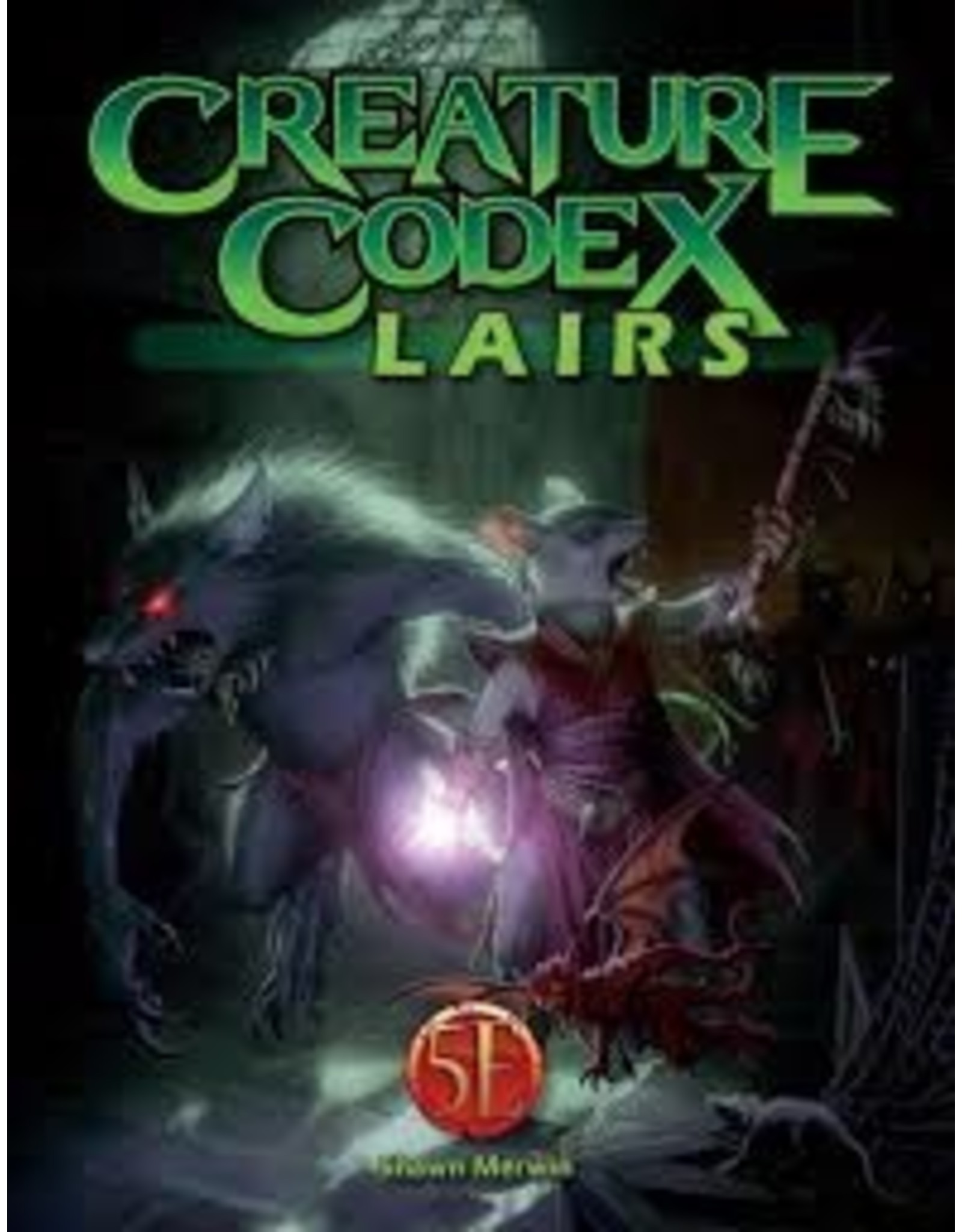 Kobold Press 5E: Creature Codex Lairs