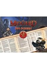 Kobold Press 5E: Midgard GM Screen