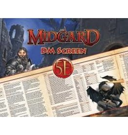 Kobold Press 5E: Midgard GM Screen