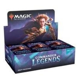 Magic MTG: Commander Legends: Draft Booster Box
