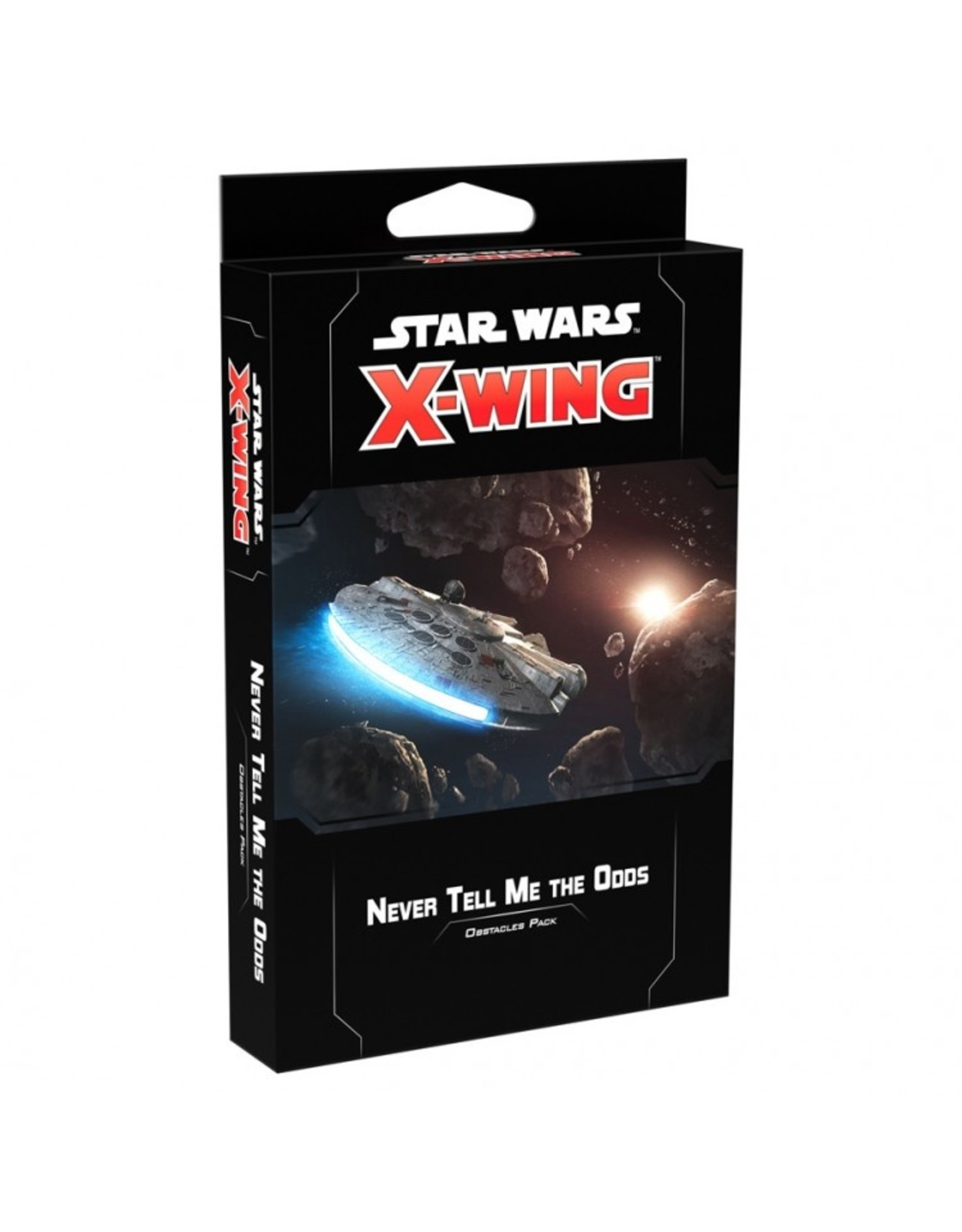 Fantasy Flight Games Star Wars X-Wing: 2nd Edition - Never Tell Me the Odds Obstacles Pack
