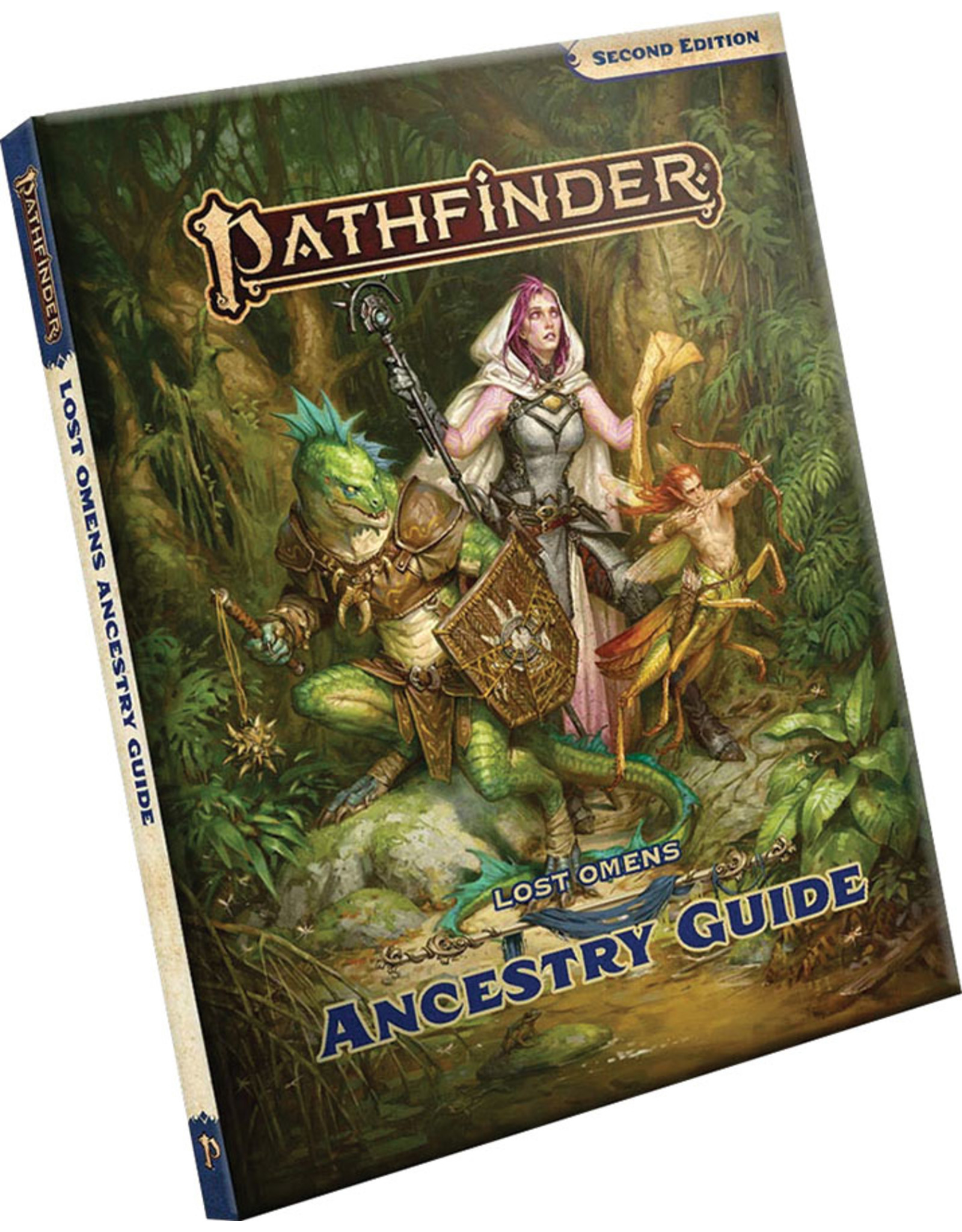 Paizo Publishing Pathfinder Lost Omens: Ancestry Guide (Pre Order)