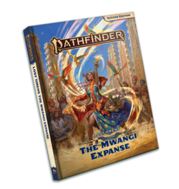 Paizo Publishing Pathfinder Lost Omens: The Mwangi Expanse (Pre Order)