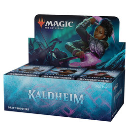 Magic Magic The Gathering: Kaldheim Draft Booster Box