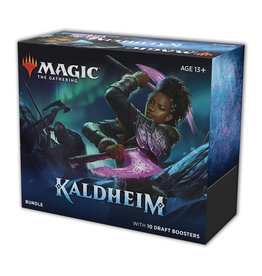 Magic Magic The Gathering: Kaldheim Bundle