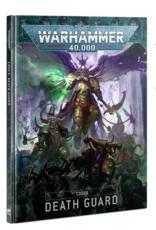 Warhammer 40K Death Guard Codex