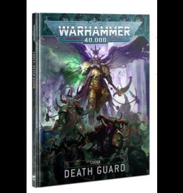 Warhammer 40K Chaos Death Guard Codex