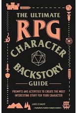 The Ultimate RPG Backstory Guide