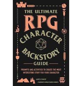 Adams Media The Ultimate RPG Backstory Guide