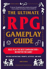 Adams Media The Ultimate RPG Gameplay Guide