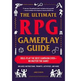 Adams Media The Ultimate RPG Gameplay Guide