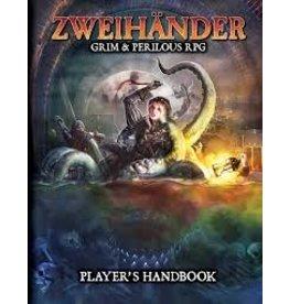 Amp Adult ZWEIHANDER: Player's Handbook